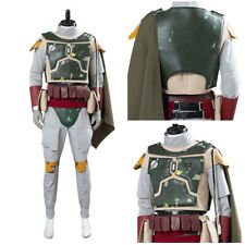 Star Cosplay Wars Boba Fett Cosplay Costume Men Uniform Outfit