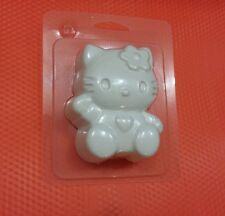 """Hello Kitty 3"" plastic soap mold soap making mold mould"