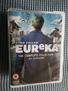 A Town Called Eureka Dvd The Complete Collection