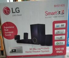 Brand New LG BH5140S 500W 5.1 Channel 3D Blu-Ray Home Theater w/LG Smart Apps FS