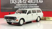 Gaz-24-12 Volga USSR Soviet Auto Legends Diecast Model DeAgostini 1:43 #150