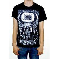 "Napalm Death ""Scum"" Vintage T shirt - NEW harmony corruption utilitarian utopia"