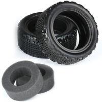 """Pro-Line 8284-103 Prism 2.0 2.2"""" 4WD Off-Road Med Carpet Buggy Front Tires (2)"""