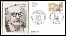 Frankreich (Pasteur Boegner) 1981 - epinal 88- FDC