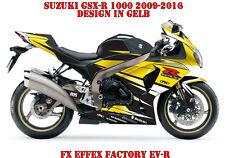 FX Factory Effex DECORO GRAPHIC KIT SUZUKI GSX-R GSX R 600/750/1000/1300 EV-R B