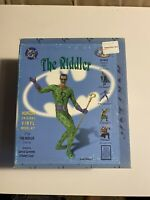 """The Riddler Unassembled  Vinyl Model Kit  7 3/4"""" tall sculpted by Quinones/Curet"""