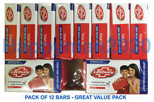 "Lifebuoy Soap -""Total 10"" x 12 bars -Anti bacterial soap - Germ Protect"