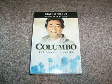 Columbo: The Complete Series (DVD, 2012, 34-Disc Set)