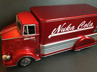 FALLOUT 4 Chryslus V8 Heavy Truck Nuka Cola Delivery Truck new in box 1:18