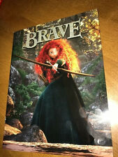 Disney/Pixar BRAVE - For Your Consideration - Full Color Book Photos & Quotes