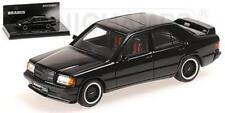 Brabus 190E 3.6S 1989 Black Minichamps 1:43 437032601