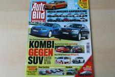 3) Auto Bild 24/2017 - Seat Ibiza 1.0 EcoTSI FR mi - VW Polo 6R 1.0 TSI BMT High