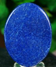 Extra Large Deep Blue Lapis lazuli Oval cut Cabochon for Jewelry