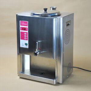 Dental Lab Agar Mixer Hydrocolloid Duplicating Machine Melting Mixing Stirrer