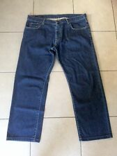 FAÇONNABLE  Straight Leg Denim Jeans   Size 38
