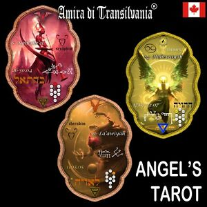 tarot of the angels oracle cards deck esoteric fortune telling dream romance V-1