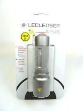 LED LENSER LED Taschenlampe SL-Pro220  220 Lumen Zweibrüder Allrounder