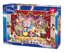 Bambini Bimbi Puzzle 99 PEZZI giocattolo Disney Musica Teatro Spettacolo 05178B