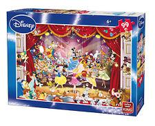Childrens Kids 99 Piece Jigsaw Puzzle Toy Disney Theatre Music Show 05178B