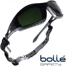 Bolle Tracker II  Safety Glasses Goggles - Shade 5 / TRACWPCC5