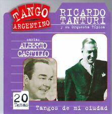 Ricardo Tanturi y Su Orquesta Típica - Tangos de Mi Ciudad