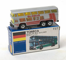 "Tomica Foreign Series (Japan) 1/154 Neoplan Bus Skyliner ""Globus"" F37 *MIB*"