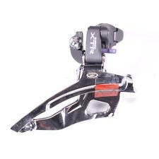 Shimano XTR FD-M953 Front Derailleur Bottom Pull Triple 28.6mm Gray
