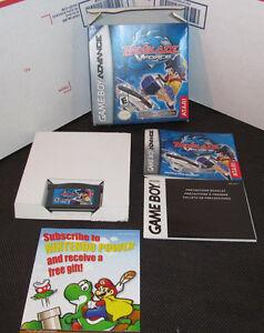 Beyblade Vforce V Force Nintendo Game Boy Advance SP Gameboy Complete CIB
