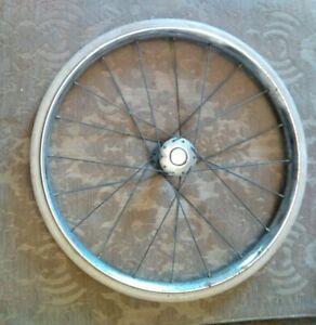 Coachbuilt vintage pram wheel adults or dolls pram used 16 inch quick release