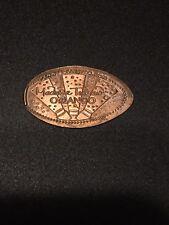 Madame Tussauds Orlando elongated penny