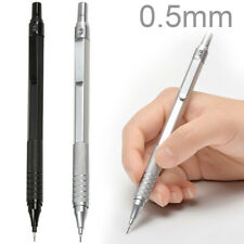0.5mm Metal Mechanical Automatic Pencil Drafting Pencils Writing Student Gifts