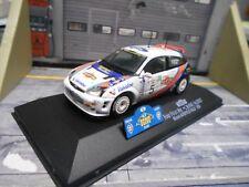 FORD Focus WRC Rallye WM Acropole 2000 Winner #5 McRae Martini Vitesse 1:43