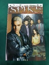 Spike Old Wounds graphic novel Angel Joss Whedon character from Buffy