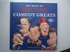 BIG BOOK OF COMEDY GREATS PETER KAY SPIKE MILLIGAN Tommy Cooper   Hardback