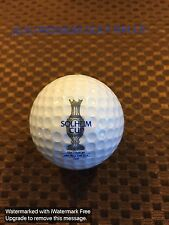 PING GOLF BALL-WHITE 1990 SOLHEIM CUP AT LAKE NONA GOLF CLUB LOGO....NEW!!...