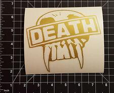 Judge Death - Judge Dredd - Vinyl Decal - Multiple Colors