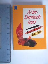 Mini-Deutschland.Trabbi und Trouble.Heyne MINI 33/125 Minibuch