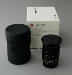 Leica Tri-Elmar-M 1:4/28-35-50mm ASPH.