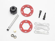NEW 4.6 SAVAGE X BRAKE KIT DUAL DISC HUB HPI XL 87055 86322
