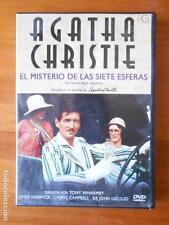 DVD AGATHA CHRISTIE - EL MISTERIO DE LAS SIETE ESFERAS (T6)