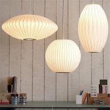 Moderna Lámpara Colgante De Burbuja De George Nelson estilo colgante bola