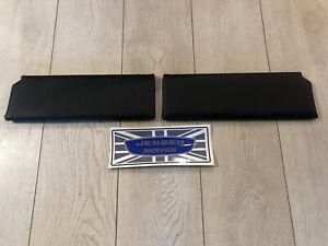 Jensen Healey Sun Visors X 2 newly manufactured
