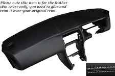 Punto azul Dash Dashboard Leather Skin Tapa se ajusta Nissan Sunny pulsar gtir
