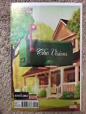 The Vision #2!   Marvel Comics! NM + Hot book!