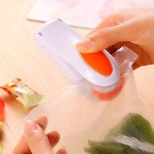 Mini Sealing Sealer Heat Bag Plastic Portable Machine Impulse Seal Packing New