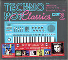 TECHNO POP CLASSICS VOL.2 - BLANCO Y NEGRO 2 CD - MAXI VERSIONS - NEW