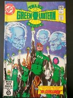 ⭐️ Tales of the GREEN LANTERN Corps #1 (1981 DC Comics) VF Comic Book