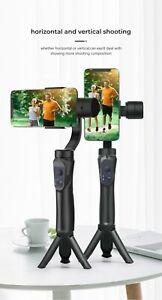 EKEN H4 3 Axis Handheld Mobile Stabilizer Video Record Smartphone