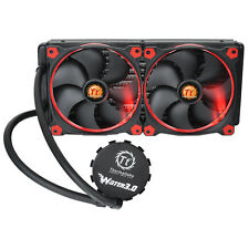 ThermalTake Pacific Water 3.0 Riing Red LED 280mm CPU Water Cooling All in One