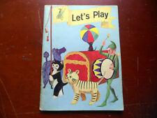 LETS PLAY young australian readers BK 7 john a. mcinnes 1968